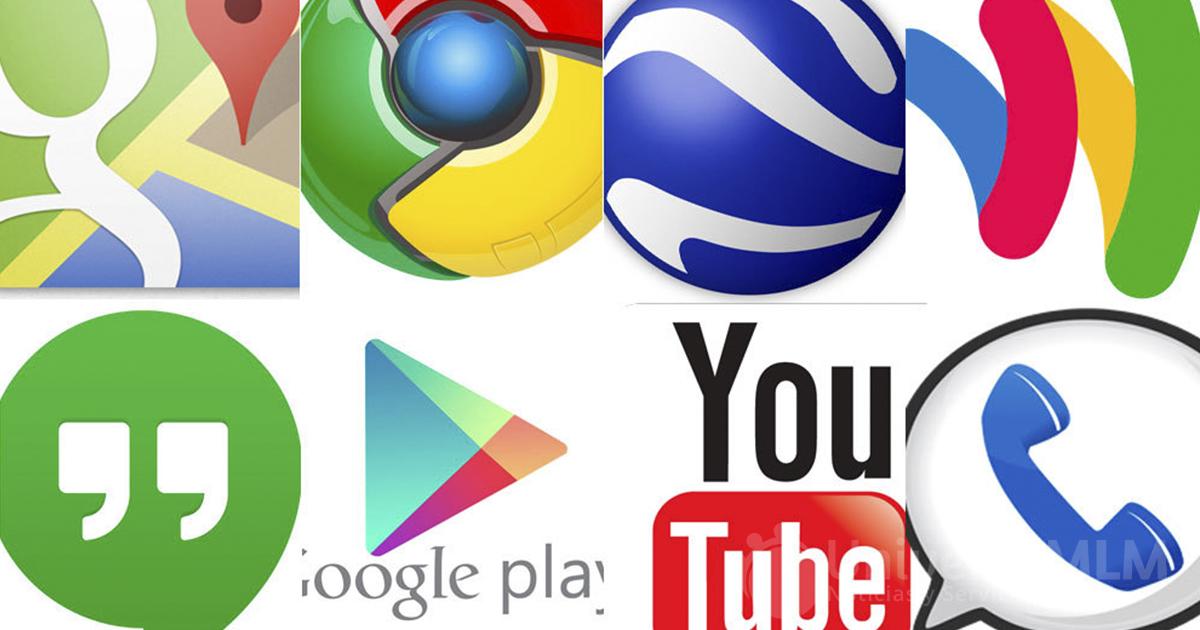 El Alphabet de Google de la A a la Z