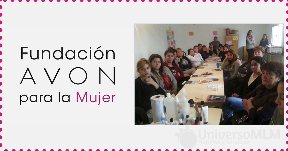 Programa de Formación e Integración socio-laboral de Avon