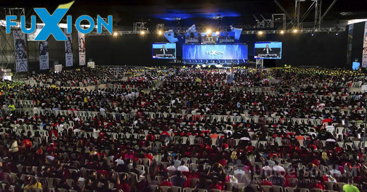 Convención Fuxion Perú 2015