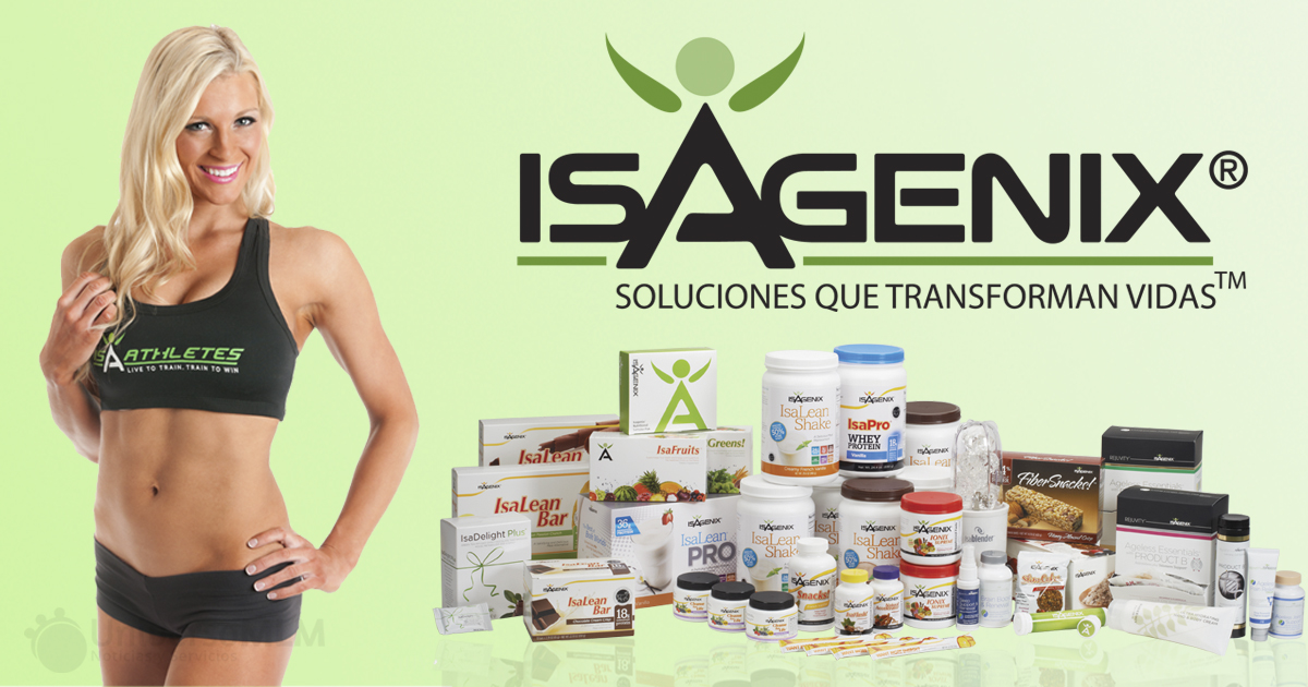 Isagenix, considerada una de las empresas de mayor crecimiento en 2014