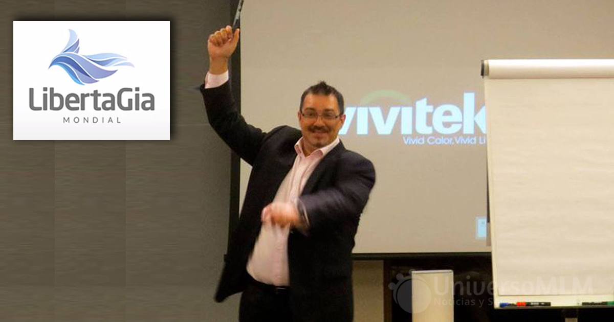 Rui Salvador, CEO de LibertaGia Mondial