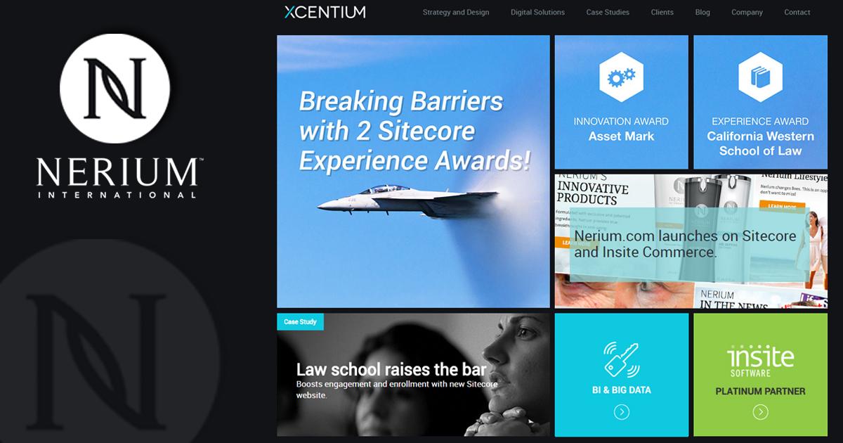La plataforma XCentium de Nerium