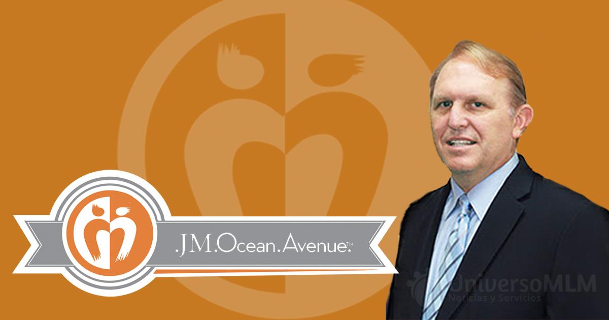 Tim Richardson, CEO de JM Ocean Avenue hasta su renuncia el 17 de agosto