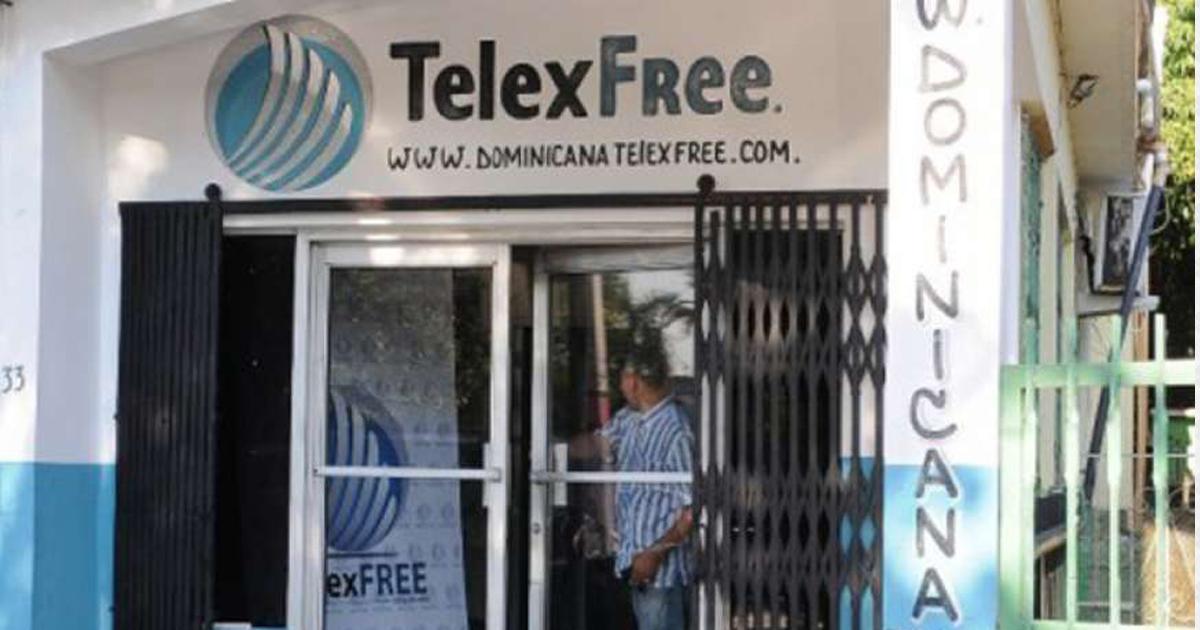 Oficiana de TelexFREE Dominicana