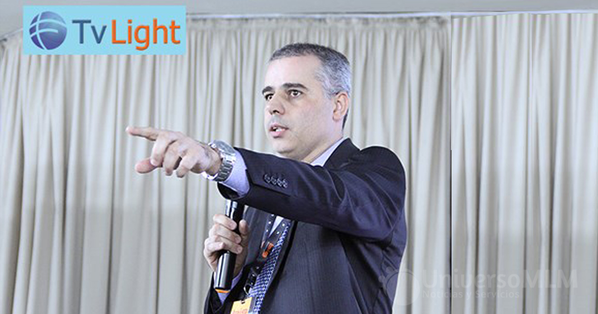 Mauro Paiva, CEO del grupo FoneLigth