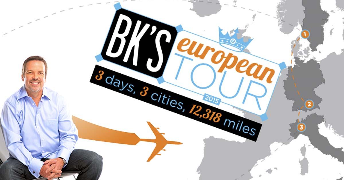 BK Boreyko estará en Sueca, Alemania e Italia