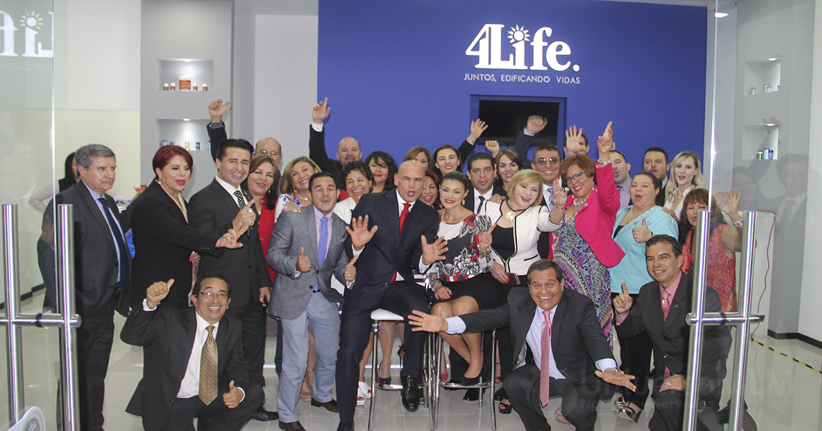 Apertura de la nueva oficina 4Life Guadalajara