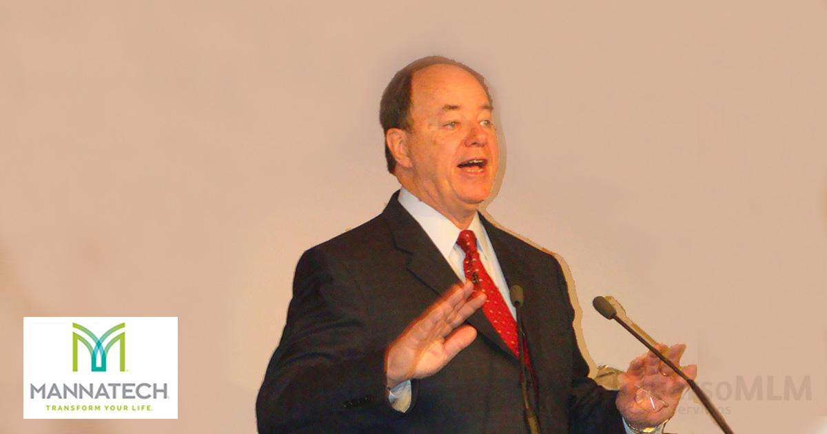 Sam Caster, co fundador de Mannatech y propietario de Wonder