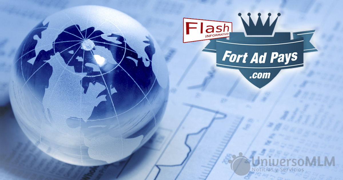 Flash informativo en Fort Ad Pays