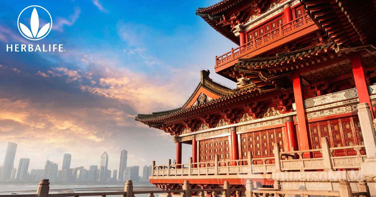 Herbalife China