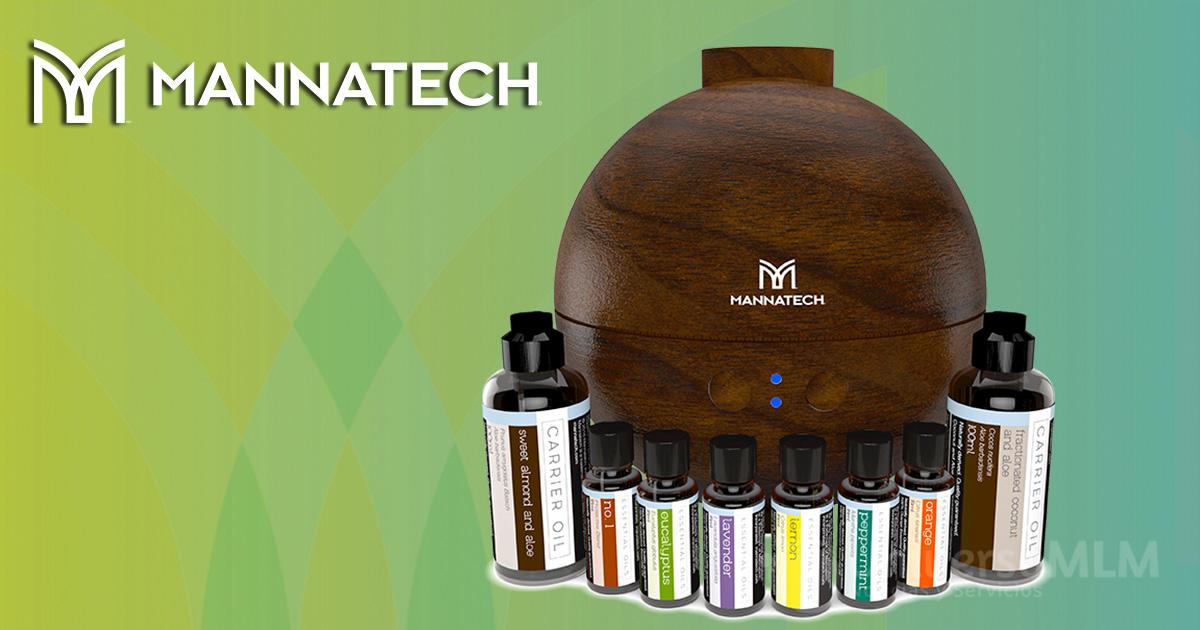 mannatech-oil