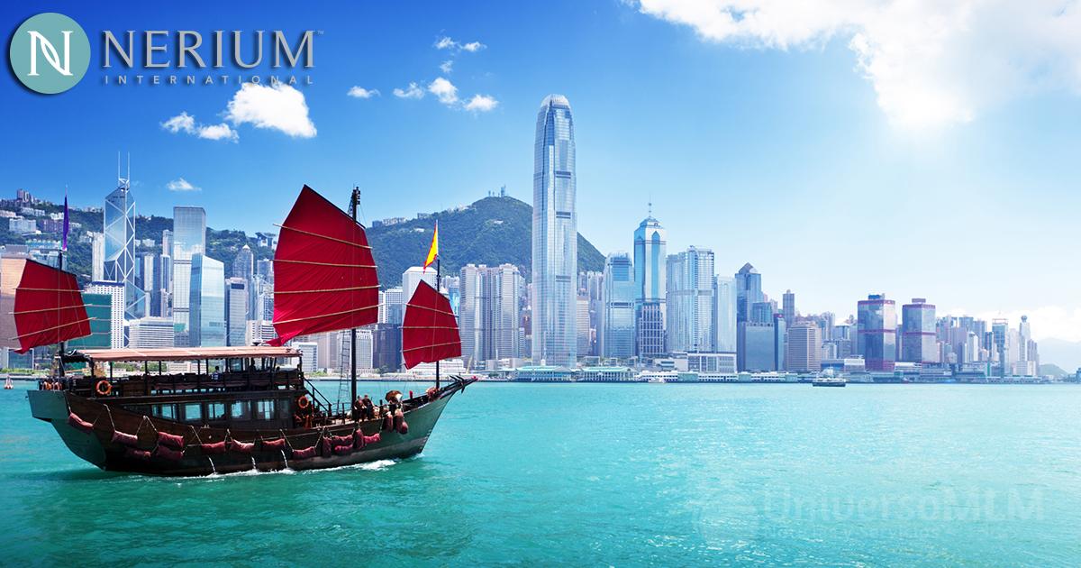 Nerium en Hong Kong
