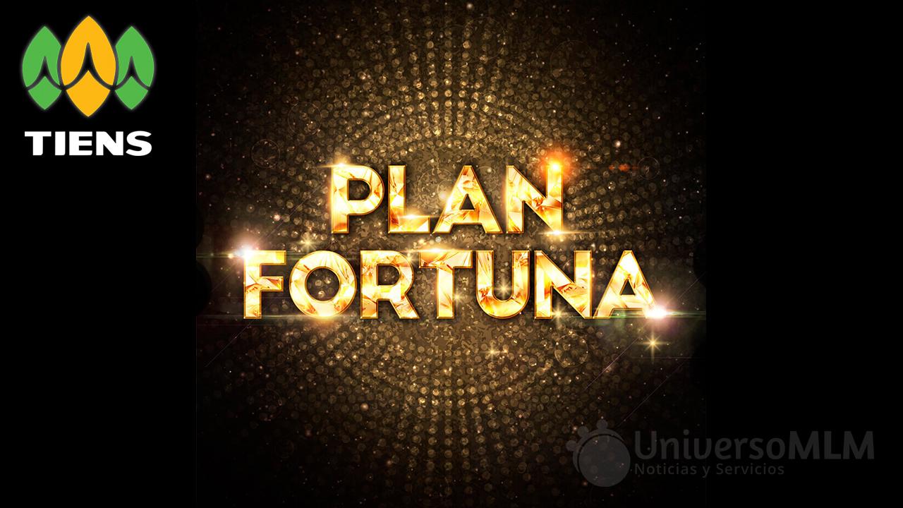 Nuevo Plan Fortuna de Tiens