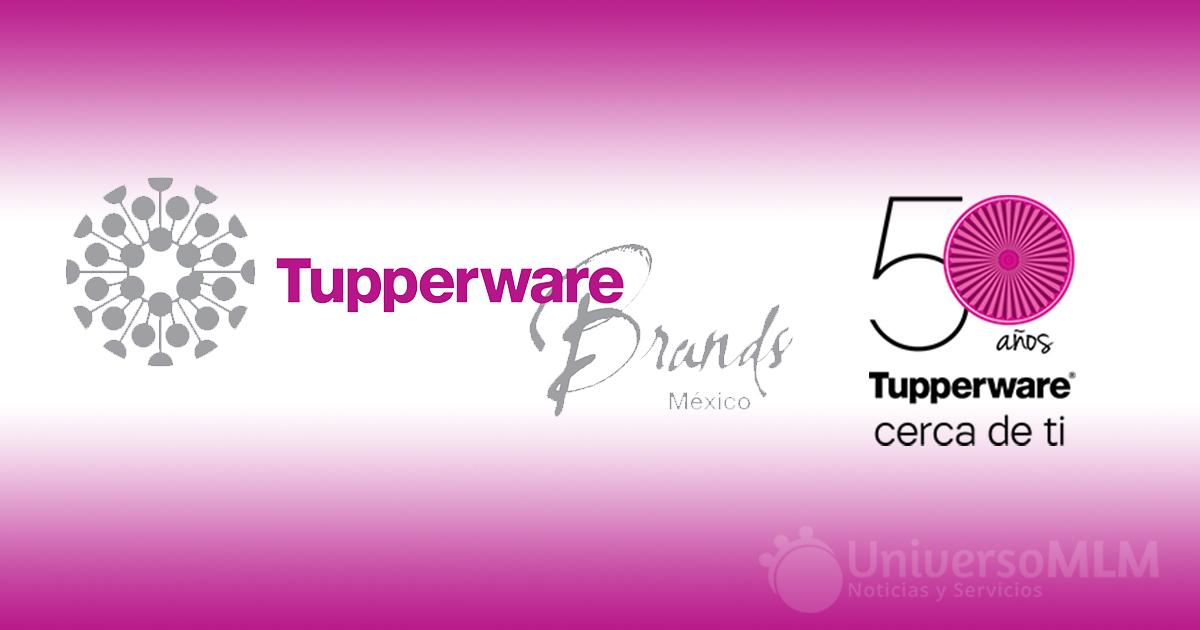 50 años de Tupperware en México
