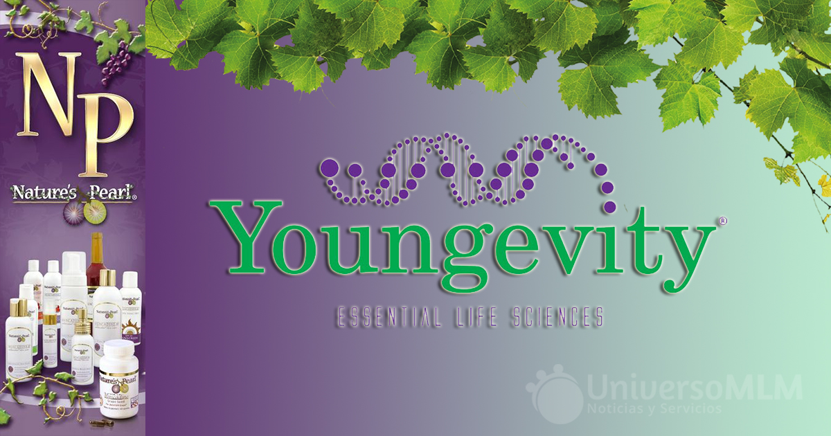 Youngevity adquiere Nature´s Pearl Corporation