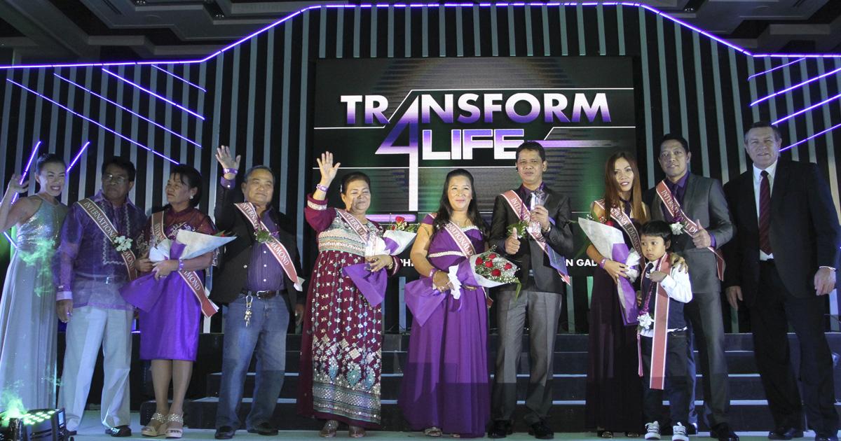 4Life Filipinas celebra un evento de reconocimiento 2015