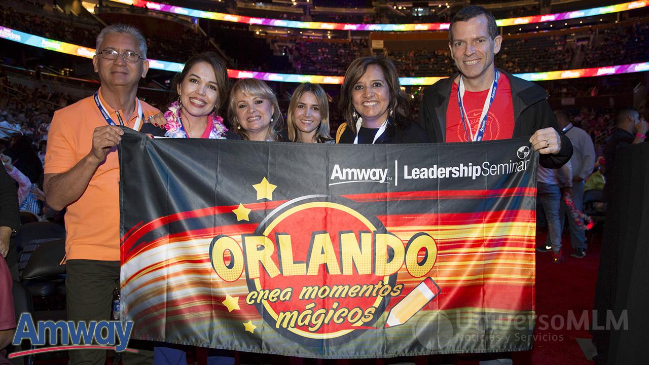 Seminario de Liderazgo de Amway en Orlando