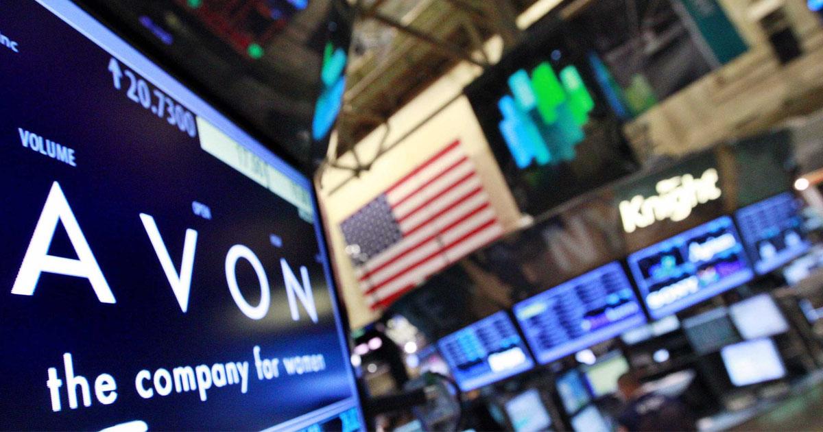 Avon, en negociaciones para la venta del negocio de Norteamérica