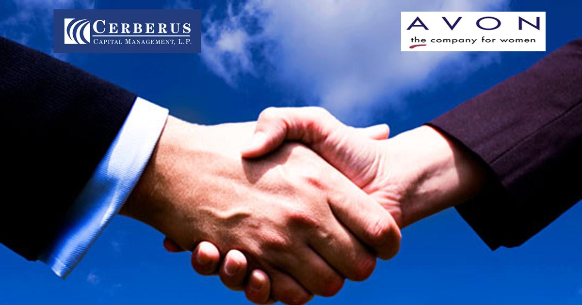 Avon y Cerberus Capital Management cierran a cuerdo por la venta del negocio en Norteamérica