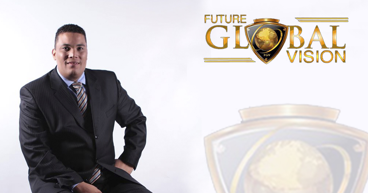 Raúl Serrano, fundador y CEO de Future Global Vision