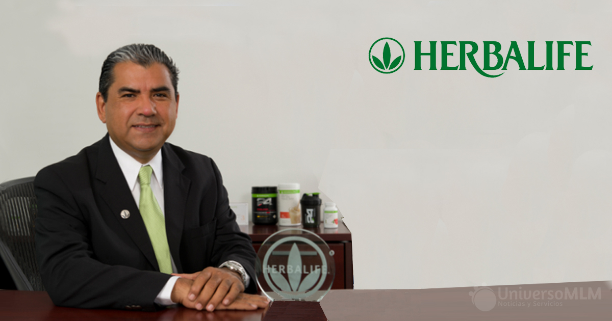 Jesús Álvarez, director general de Herbalife México
