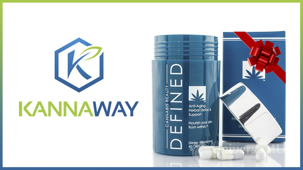 Cannabis Beauty Defined de Kannaway