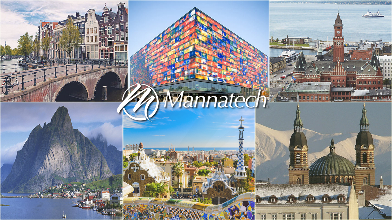 Tour europeo de Mannatech