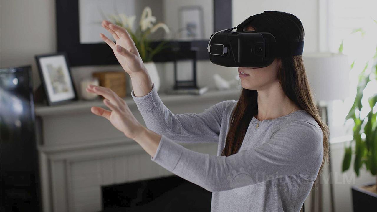 Realidad virtual para manejar el ordenador de tu casa