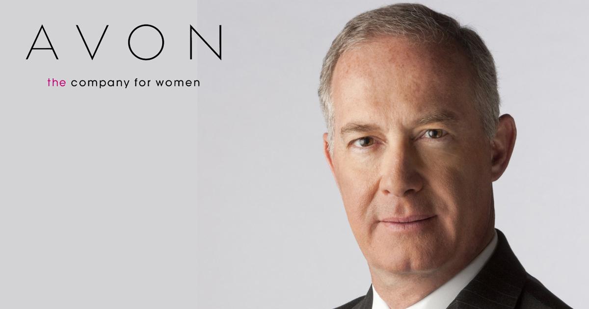 Jamie Wilson, CFO de Avon