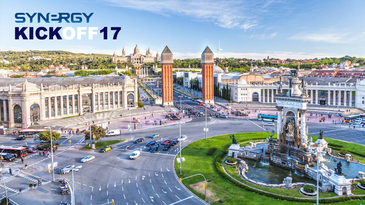Synergy España prepara su evento KickOff17