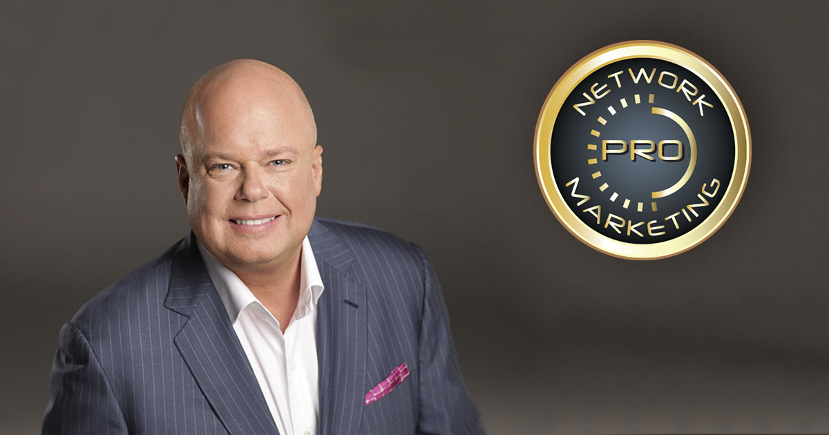 Eric Worre, número 1 del Network Marketing Mundial