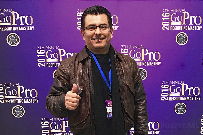 Edgardo Moreno, experto en MLM y Redes Sociales