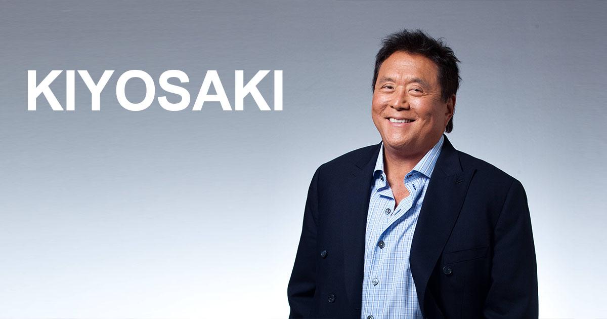 Robert T. Kiyosaki, gurú de las finanzas