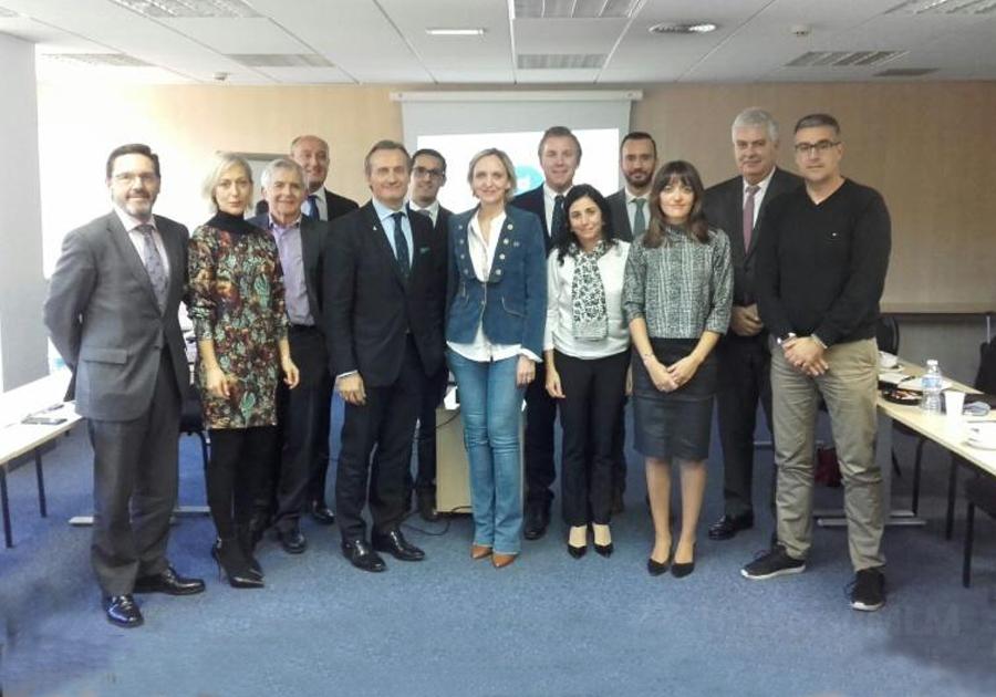 Reunión de las empresas miembro de la Asociación de Venta Directa