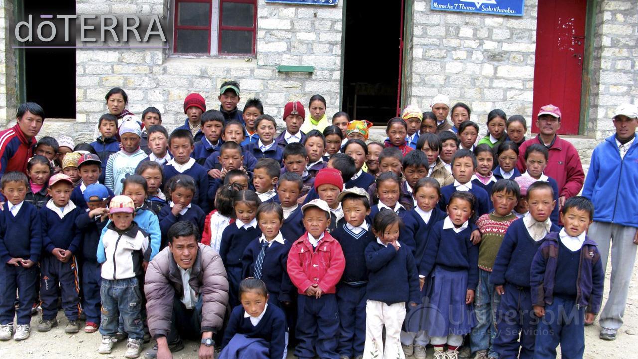 Escuela en Thame