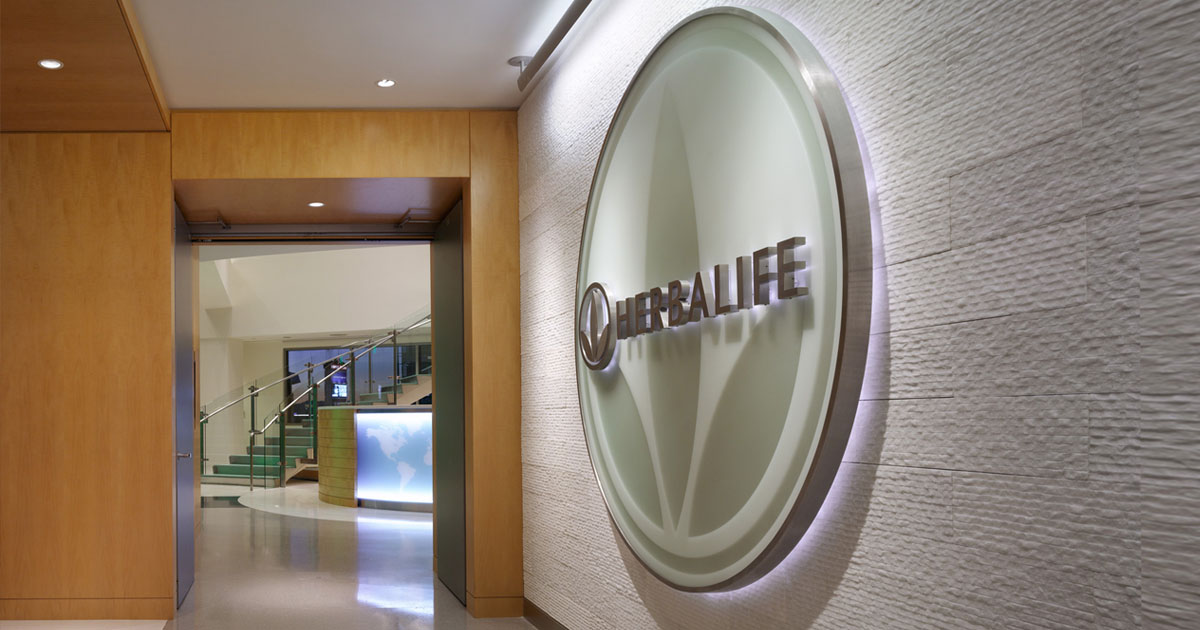 herbalife-office