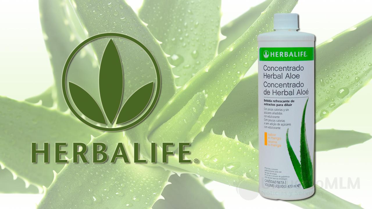 Herbal Aloe Concentrado de Herbalife