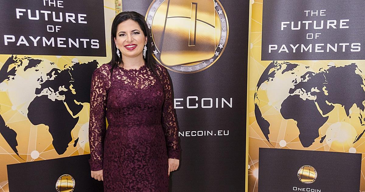 Ruga Ignatova, propietaria de OneCoin