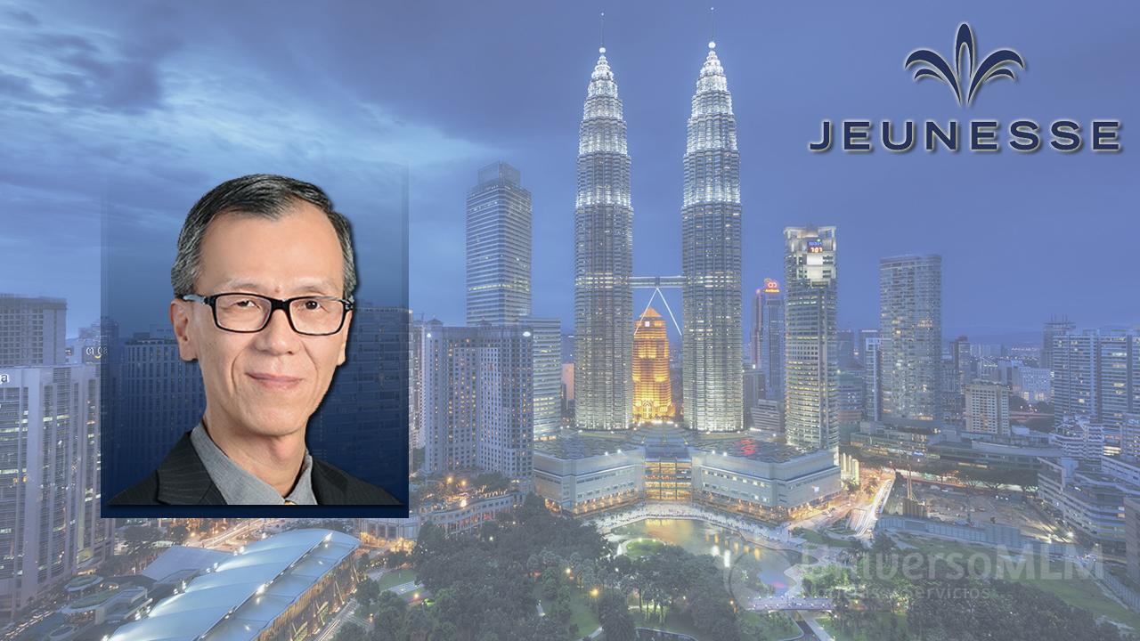 Song Wong Chi, nuevo director regional de Malasia y Singapur