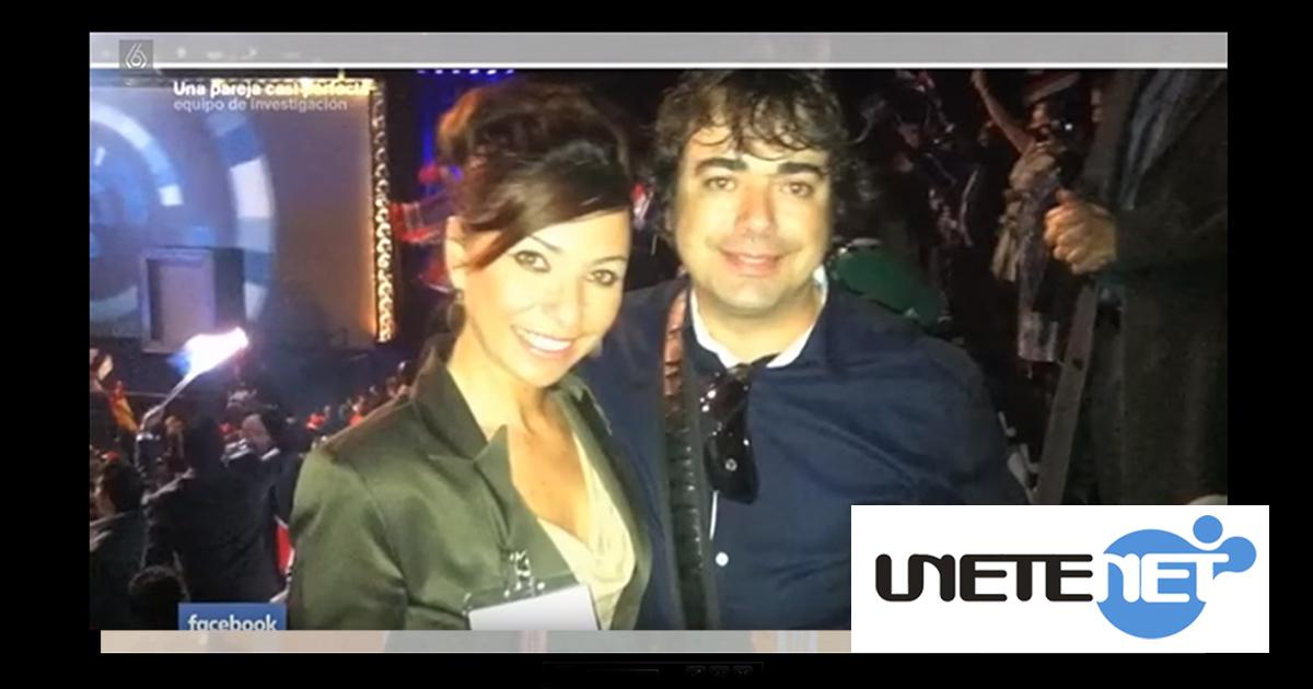 Pilar Otero y José Manuel Ramírez, creadores de Unetenet