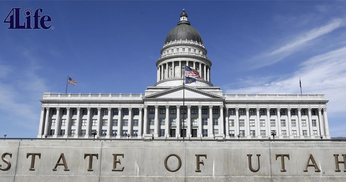 4Life 4Life patrocina el Foro de Salud de Utah celebrado en el Capitolio