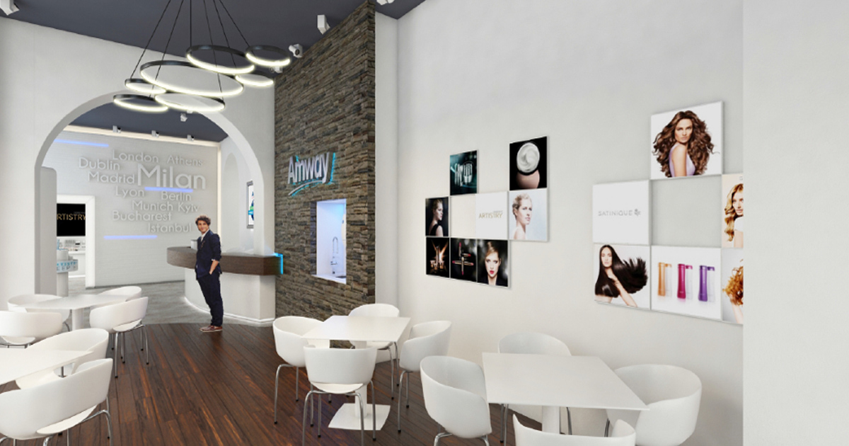 Amway inaugura el segundo Business Center de Italia