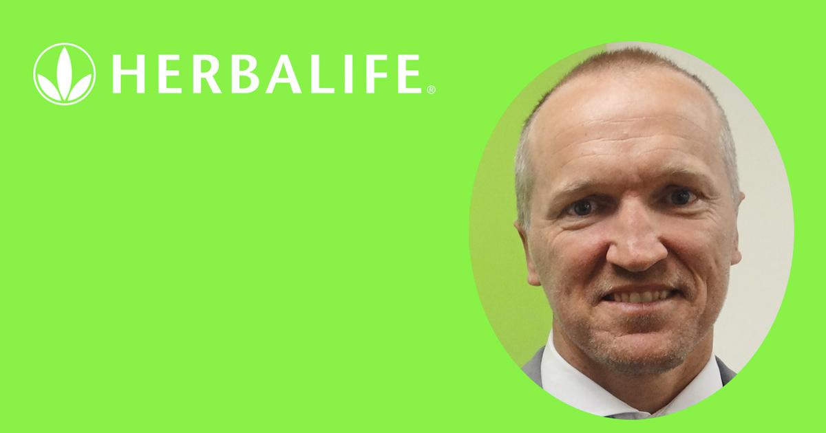 El Dr. Darren Burgess se incorpora al Consejo Consultor de Nutrición de Herbalife