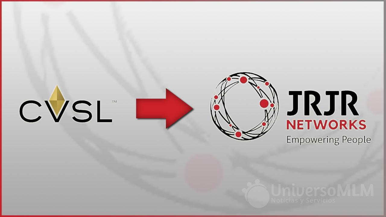 CVSL pasa a llamarse JRJR Networks