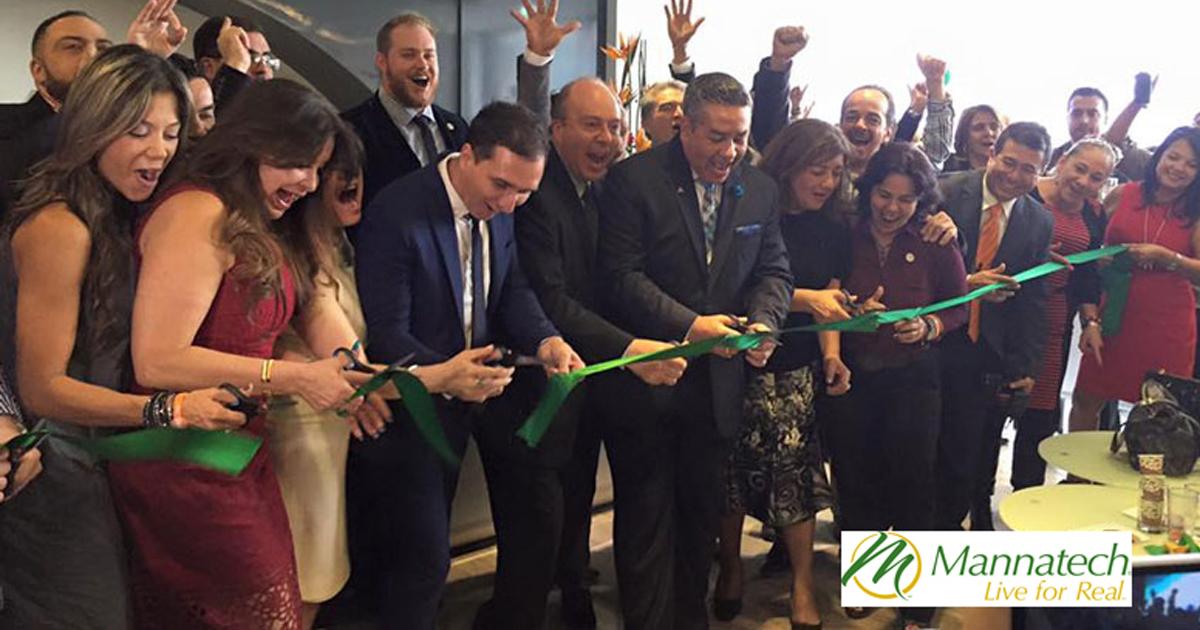 Mannatech abre su mercado en Colombia