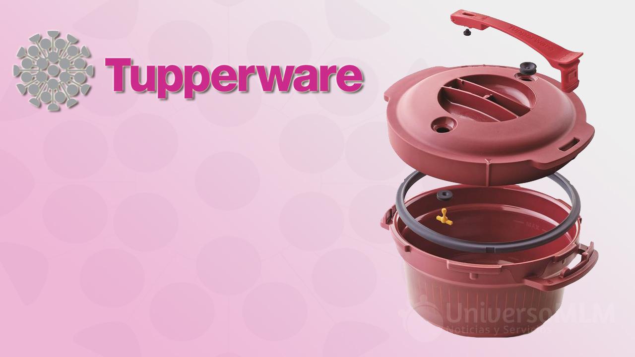 Olla Microexprés de Tupperware