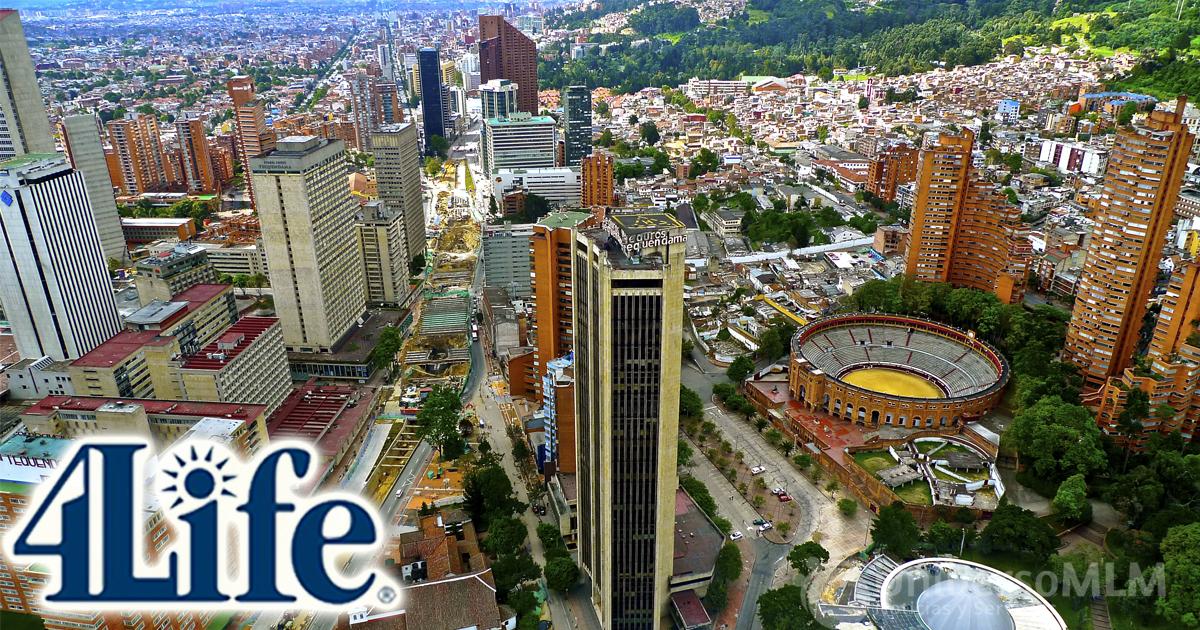 4Life realiza cuatro eventos en Colombia