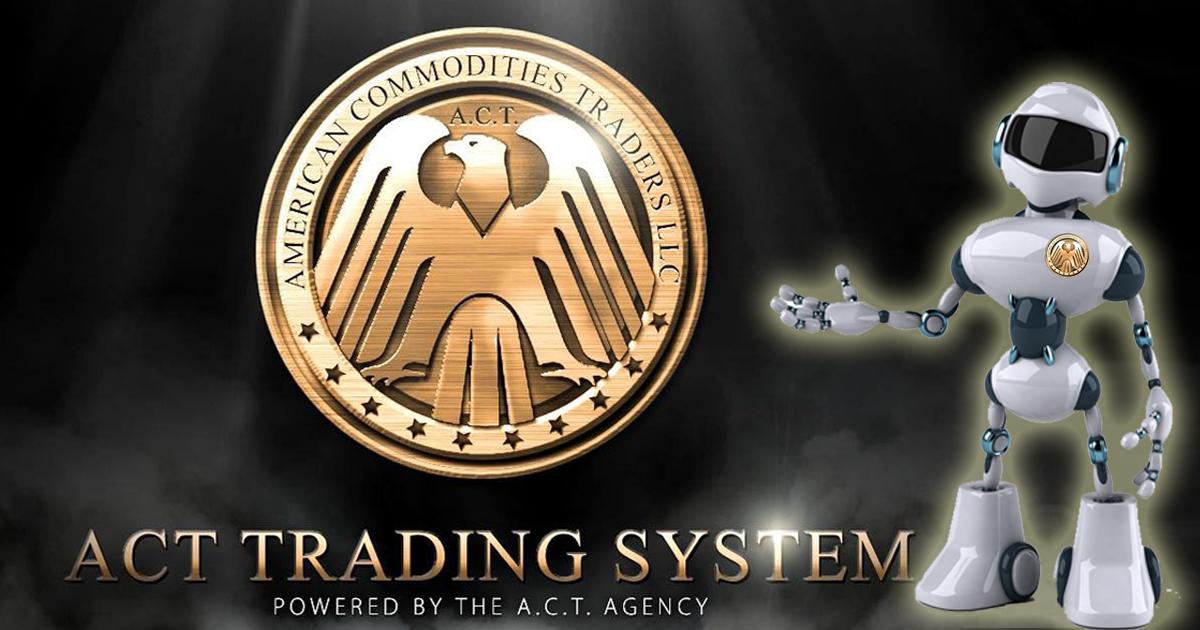 ACT comercializa un software para tradear