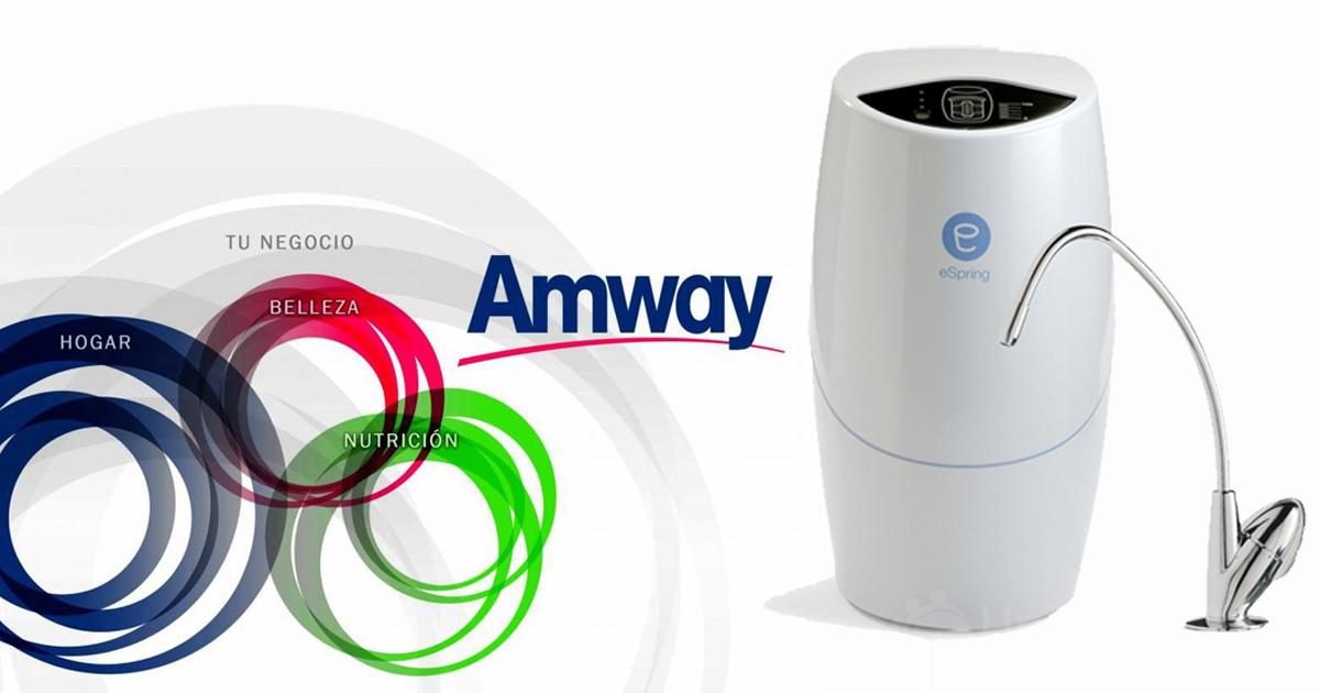 El eSpring de Amway cumple 15 años en el mercado