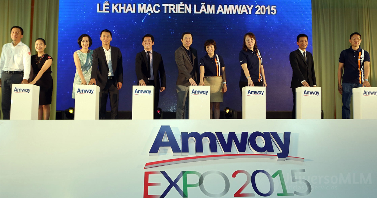 Expo Amway Vietnam de 2015